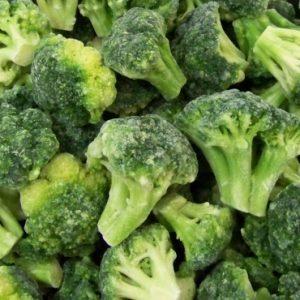 2. Warzywa mrożone